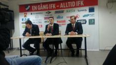 Video: Lehdistötilaisuus IFK - Blues 1.3.2012