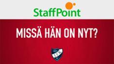 Video: Staffpoint: Missä hän on nyt? Juuso Riksman
