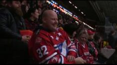 Video: IFK:n fanit tukevat vaikeinakin aikoina