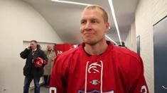 Video: Lydman: Tuntui hienolta pelata taas IFK-paidassa