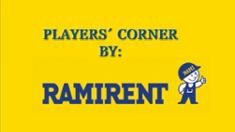 Video: Ramirent Players´Corner: Luistimet