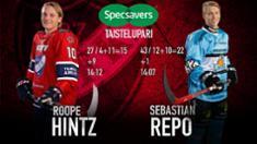 Video: SPECSAVERS-TAISTELUPARIT: IFK-PELICANS