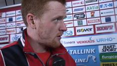 Video: Daniel Fernholmin haastattelu