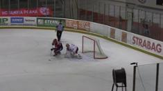 Video: Slavia Praha - IFK 2-3, rankkariskaba