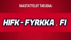Video: HIFK-Fyrkka Postgame: Fiilikset kopista HPK-voiton jälkeen
