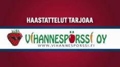 Video: Jere Myllyniemi: Valmiina syömään kiekkoja