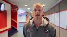 Video: Söden terveiset faneille