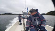 Video: Pelaajat vapaapäivänä kalassa
