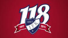 Video: IFK 118-VUOTTA