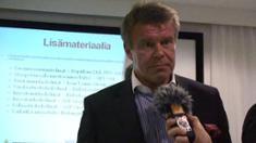 Video: Timo Everin kommentit uudesta hallihankkeesta