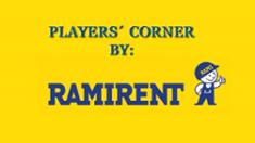 Video: Ramirent Players´Corner: One-timer