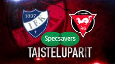 Video: SPECSAVERS TAISTELIJAPARIT: IFK-K�RP�T