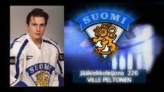 Video: Ville Peltonen - Kiekkoleijona numero 226.