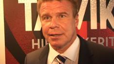 Video: Timo Everi Talviklassikon pressitilaisuudessa