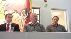Video: Granlund Talviklassikon pressissä