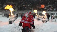 Video: Talviklassikon valokuvat Sakari Kuosmasen Finlandian kera